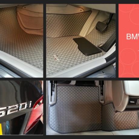 全Fit位馬來西亞橡膠地氈 - BMW 520i