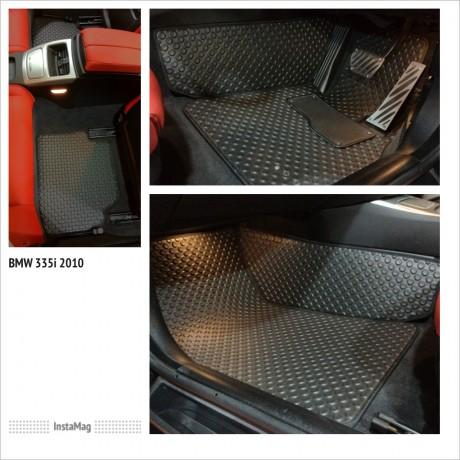 全Fit位馬來西亞橡膠地氈 - BMW 335i