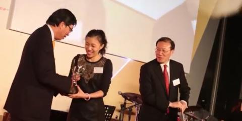 「滙豐青年創業大獎2012」優異獎 及「網上最具人氣企業大奬」得獎企業-車樂園有限公司